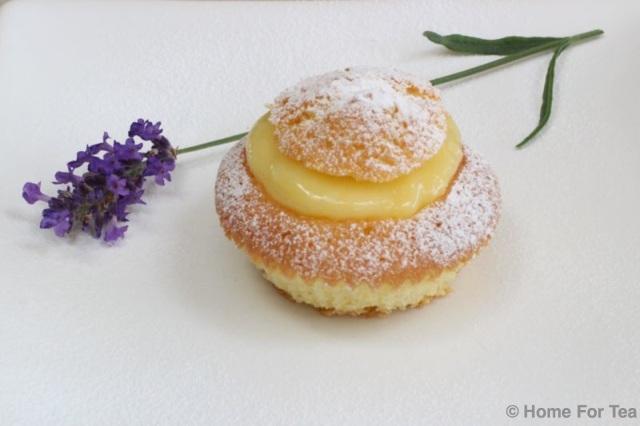 Lemon Curd cupcakes 2