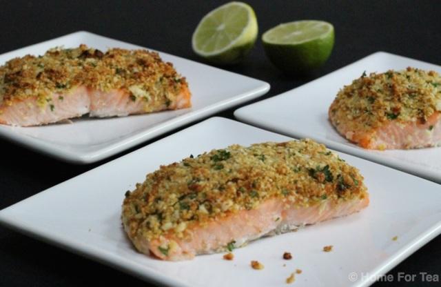 Salmon lime 4