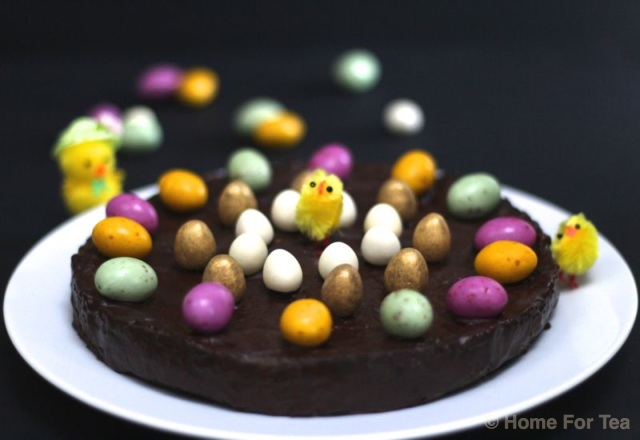 Chocolate Biscuit Cake 2