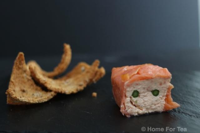 Salmon & Asparagus Terrine 3